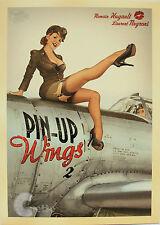 PIN UP Girl World War 2 Vintage PGW201 A3 A4 POSTER ART PRINT BUY 2 GET 1 FREE
