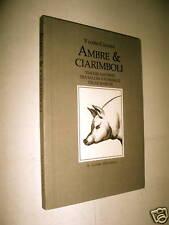 AMBRE & CIMBOLI Valerio Chiarini MARCHE salumi e formaggi