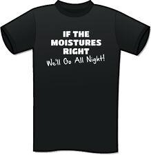 Funny Farming Farmer Tractor T Shirt Massey Claas Case Fendt - MOISTURE