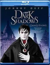 Dark Shadows Blu-ray - Johnny Depp