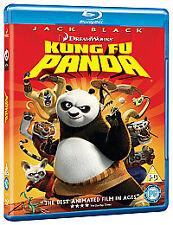 Kung Fu Panda (Blu-ray, 2008)