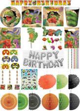 Kindergeburtstag Geburtstag Party Fete Feier Motto Dino Dinosaurier