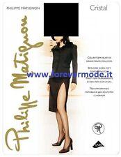 Collant donna Matignon semi velato opaco con corpino tuttonudo art Cristal 30