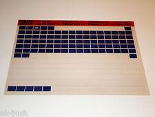 Microfich Ersatzteilkatalog Yamaha Quad YFM 4 AN / YFM 400 FWA Stand 05/2000
