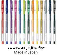 UNI-BALL UNIBALL SIGNO UM-100 EYE GEL PEN 0.7mm UM100 Many Colours Available