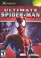 Ultimate Spider-Man (Microsoft Xbox, 2005) - Complete