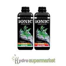 IONIC COCO GROW & BLOOM 1L / 5L PLANT FOOD/NUTRIENT, HYDROPONICS, GROW ROOM