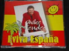 Mike Fender Eviva España MAXI CD 3 track allemand original réouverture du procès