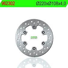 962302: NG BRAKE DISC Disco de freno NG 302 Ø220 x Ø108 x 4