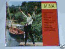 MINA Omonimo Same S/t 1960 cd DIGIPACK EDIZ. LIMITATA