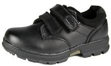 Macadam Alfie Niño Negro Zapatos Formales Escuela Cuero