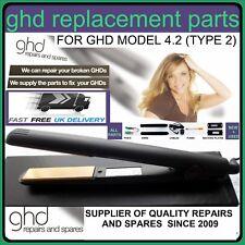 Plancha de pelo ghd original de Reparación/partes compatible para GHD Modelo 4.2b (tipo 2)