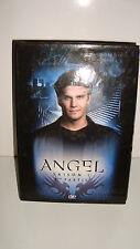 DVD COFFRET COLLECTOR ANGEL SAISON 1 2EME PARTIE