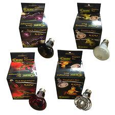 Reptile Fluorescent Ampoule Lampe Pour Vivarium Terrarium UV Tube Repti