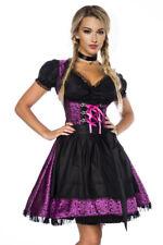 Sexy Dirndl Bluse Schürze Kleid Oktoberfest Volksfest Trachtenkleid Tracht Neu