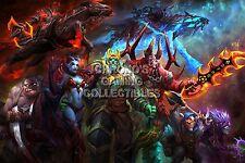 RGC Huge Poster - Dota 2 Characters Art PC - DOTR03