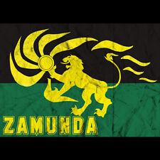 Coming to america  - Flag of Zamunda!!! t-shirt
