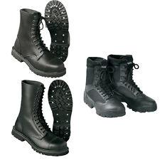 Surplus Undercover Stiefel Security Schuhe Springerstiefel Boots Punk Skin Neu