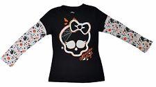 Halloween Monster High Girl's Long Sleeve T-Shirt