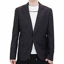 John Galliano giacca classica gessato, classic prinstirpe jacket