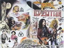 LED ZEPPELIN Rock N Roll Comic 1st Print NM+ Unread HTF