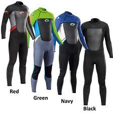 Osprey Wetsuit 3/2mm Mens Origin Adult Full Length Neoprene Steamer Wet Suit