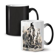 Native American Ride NUOVO colore modifica Tè Tazza Da Caffè 11 OZ | wellcoda