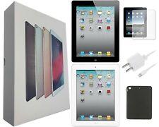 Apple iPad 2, 3, 4 | 16/32/64/128GB | Black / White WiFi/AT&T/Verizon/Sprint
