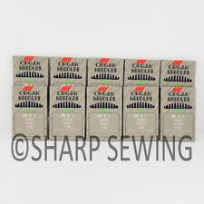 Size 14B 1 Box of 100 Orange DBX1 16X231//257 Industrial Sewing Machine Needles