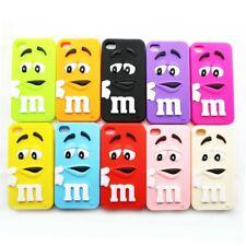COQUE, ETUI, HOUSE FUN SOUPLE M&M'S MM'S 3D POUR IPHONE 5/5C/5S/SE/6/6+/6S/6S+