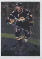2007-08 Upper Deck Black Diamond #10 Derek Roy Buffalo Sabres Hockey Card
