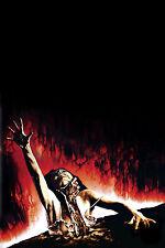 THE EVIL DEAD Movie Poster RARE Horror