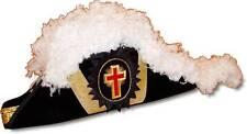 Masonic Knights Templar Past Commander Chapeau