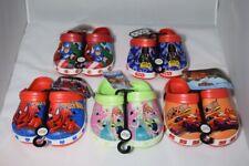 Disney Clogs Pantoffeln, Kindergartenschuhe - Frozen, Star Wars, Spiderman etc.