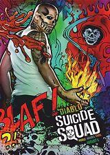 Suicide Squad Film Posters  - Diablo - Option 2 - A3 & A4