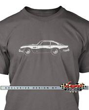 Aston Martin DB5 Coupe Men T-Shirt - Multiple Colors Sizes - British Classic Car