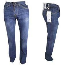 levi's jeans levis w28 w29 uomo svasato Bootcut da stivale regular fit azzurro