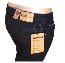 Herren Jeans STRETCH Gr 44,46,48,50,52,54,56 HERRENJEANS HOSE NEU OVP SCHWARZ