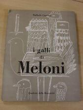 CARRIERI I GALLI DI MELONI 1950