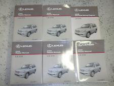 2008 Lexus LX570 LX 570 Service Shop Repair Manual SET FACTORY NEW W Wiring Diag