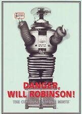Lost In Space Robot Altoids anuncio cartel impresión A3/A2