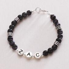 Bracelet personnalisé pour garçon avec nom au choix! Cadeau fils, Brother, Neveu