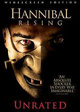 Hannibal Rising (DVD, 2007, Unrated Version) GASPARD ULLIEL, GONG LI, RHYS IFANS