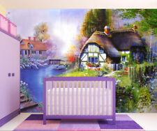 3D Carino Video Parete Murale Foto Carta da parati immagine sfondo muro stampa