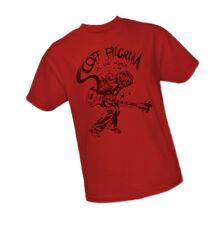 SCOTT PILGRIM VS. THE WORLD: Rockin' A Rickenbacker Bass Guitar -- Adult T-Shirt