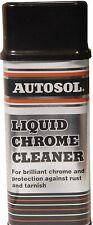 Autosol Chrome and Metal Polish [401] Chrome Cleaner , Liquid