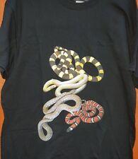 Kingsnake Snake T-Shirt Adult sizes. Reptile FREE POST