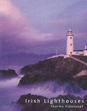 Irish Lighthouses by Krauskopf, Sharma Paperback Book The Cheap Fast Free Post