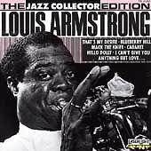 Louis Armstrong - Jazz Collector Edition Louis Armstrong Audio CD