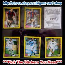 ☆ Panini-Scottish Premier League 2000 (200-350) * elija los adhesivos que necesita *